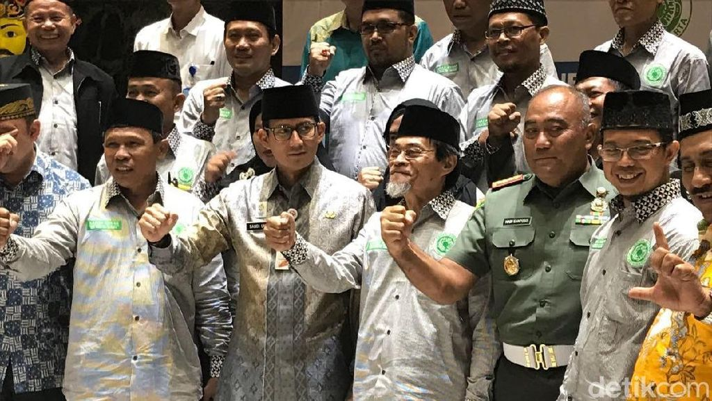 Sandi: Jakarta Darurat Narkoba Banget, Keluarga Saya Ada Pemakai
