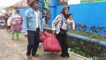 Ditinggal Mengungsi, Uang dan Perhiasan Korban Banjarnegara Raib