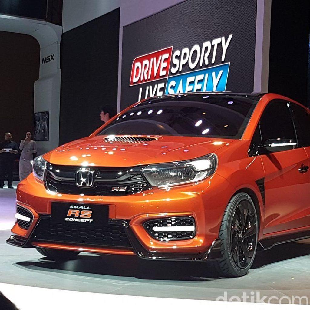 Honda Masih Pikir-pikir Produksi Massal Small RS Concept