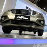 IIMS 2018: Punya Saingan Baru, Ini Tanggapan Mitsubishi Xpander ke Suzuki Ertiga