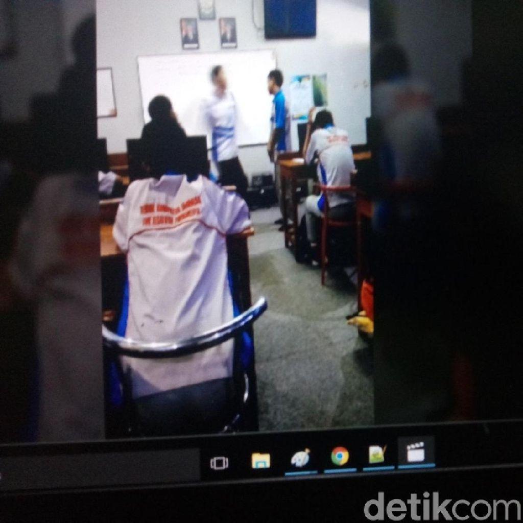 Viral di Medsos, Guru SMK Tampar Murid di Purwokerto