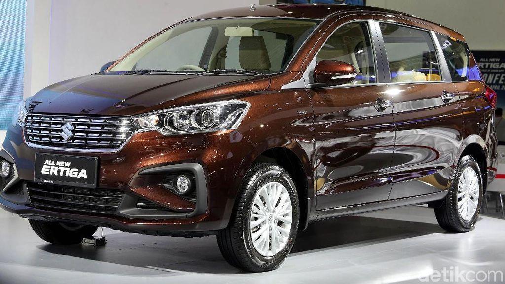 Suzuki Ertiga Buatan Cikarang Siap Dikirim ke Negara-negara ASEAN