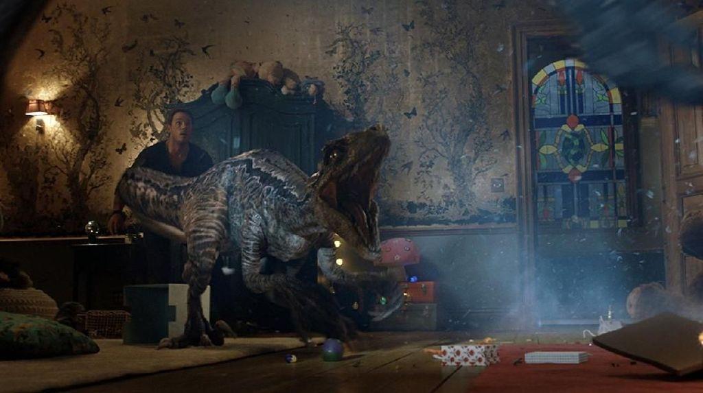 Yang Harus Diketahui tentang Jurassic World: Fallen Kingdom