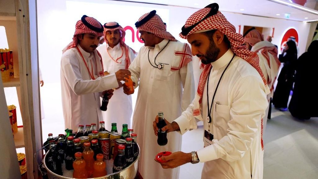 Halal Sudah! Inilah Bioskop Perdana di Arab Saudi