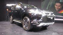 Audio Mobil Pajero Sport Makin Keren Pakai Rockford Fosgate