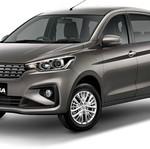 Ini Dia Suzuki Ertiga Model 2018
