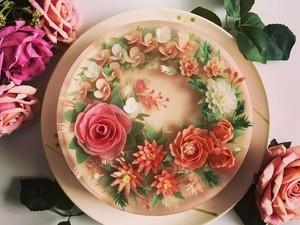 Begini 10 Karya Jelly Bunga 3 Dimensi yang Mirip Sungguhan Buatan Ibu Asal Sydney!