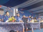 Mulai Tour de Banten, SBY Lantik Bupati Iti Jadi Ketua DPD PD