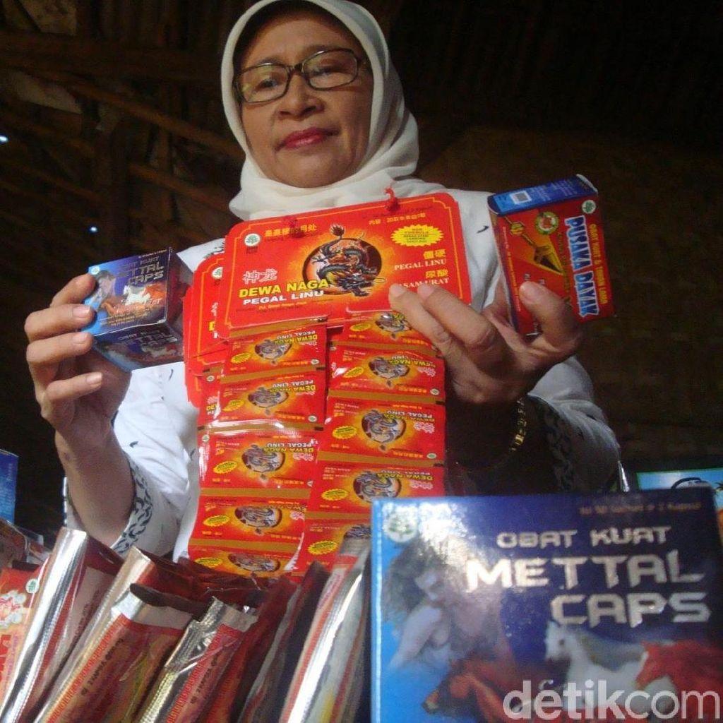 Tak Jera Produksi Jamu Ilegal, BPOM Gerebak Lagi di Cilacap