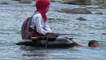 Sudah Terkumpul Rp 98 Juta, Yuk Sumbang Jembata   n Mangkrak di Maros