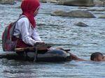 Sudah Lampaui Target, Saweran Jembatan Mangkrak Ditutup