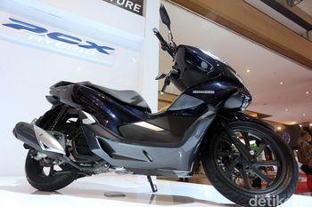 Honda Pamer Motor Hybrid Pertama di IIMS 2018