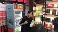 Mampir ke Kedai Teh Canggih Polesan Alibaba