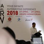 Jokowi Semringah Interior Mobil Dikerjakan Orang Indonesia