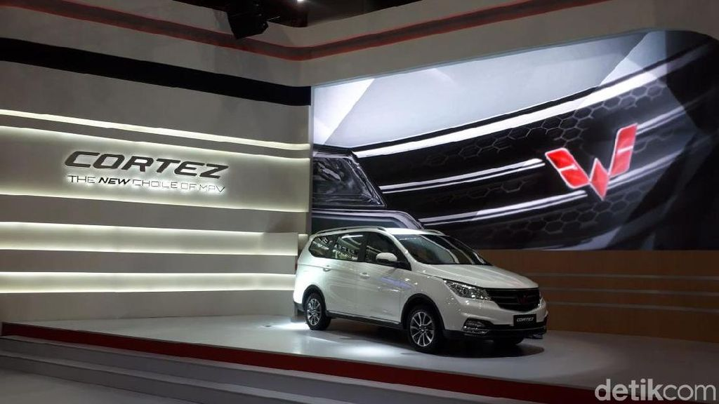Belum Puas, Wuling Kembali Kenalkan Cortez 1.5