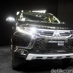 IIMS 2018: Limited Edition Pajero Sport Hanya ada 1.000 Unit