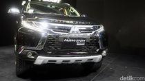 IIMS 2018: Limited Edition Pajero Sport Hanya ada 1.000 Unit