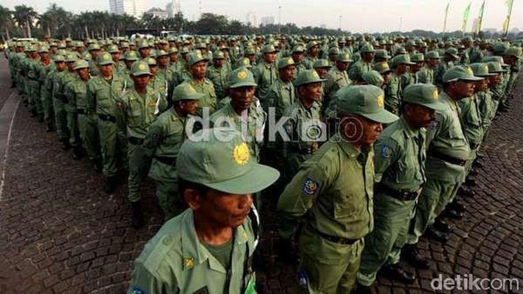 Hansip, Ikut Memburu PKI, Fretilin, hingga OPM di Papua