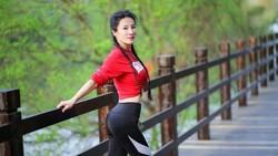 Super Bugar di Usia 51 Tahun, Liu Sering Disangka Pacar Anaknya