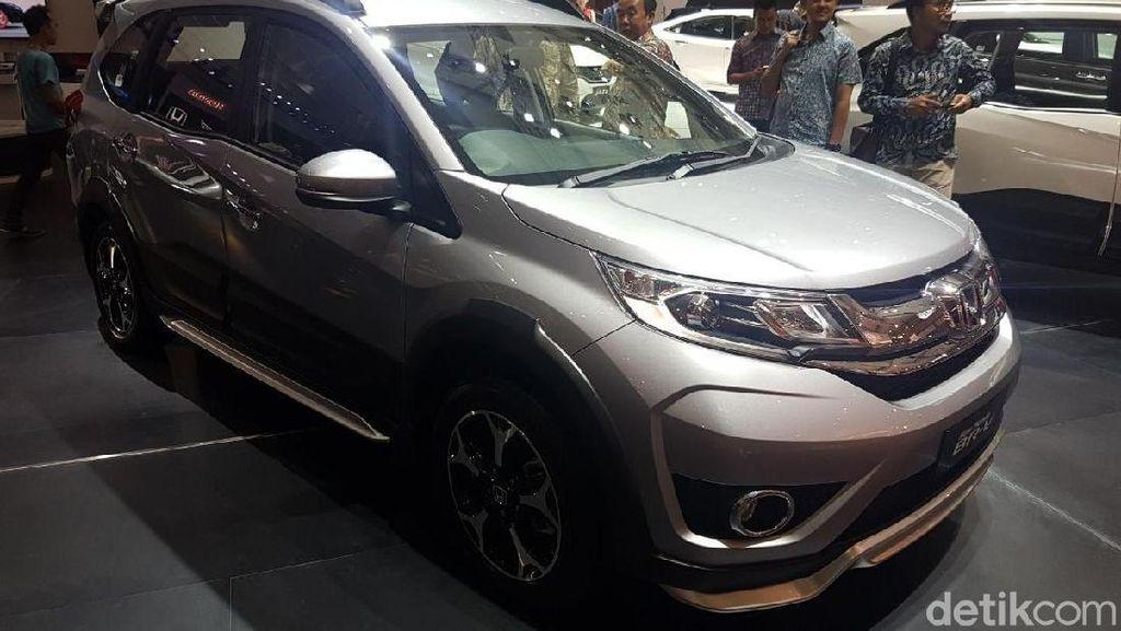 Khusus di IIMS, Honda Diskon BR-V sampai Rp 50 Juta!
