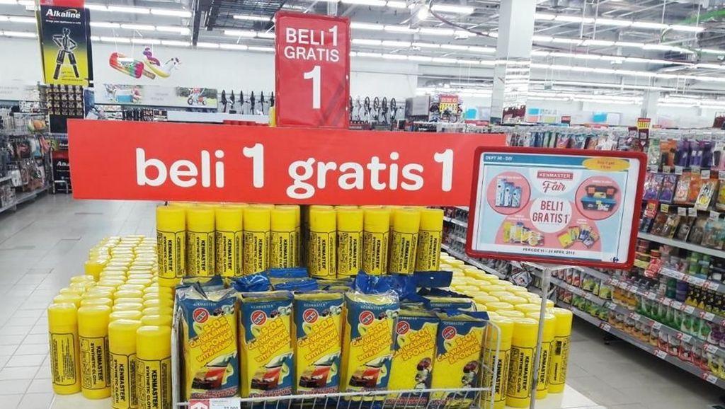 Promo Serba Gratis Datang Lagi di Transmart Carrefour