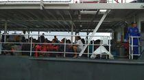 Kapal Angkut TKI Kehabisan BBM, Terombang-ambing di Selat Singapura
