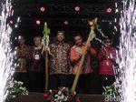 Tabuhan Lesung Tandai Pembukaan Festival Jamu dan Kuliner Jateng