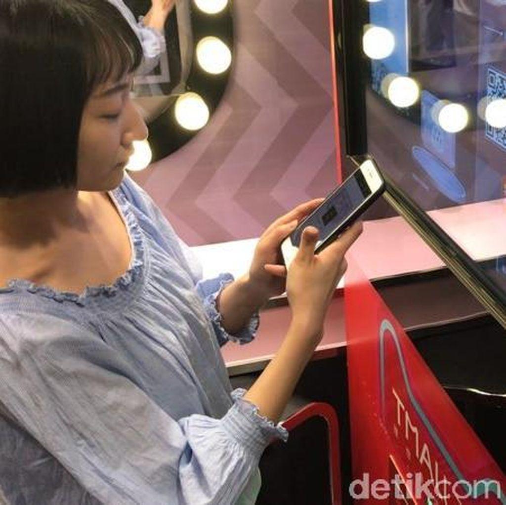 Penampakan Toko-toko di China yang Disulap Jadi Canggih