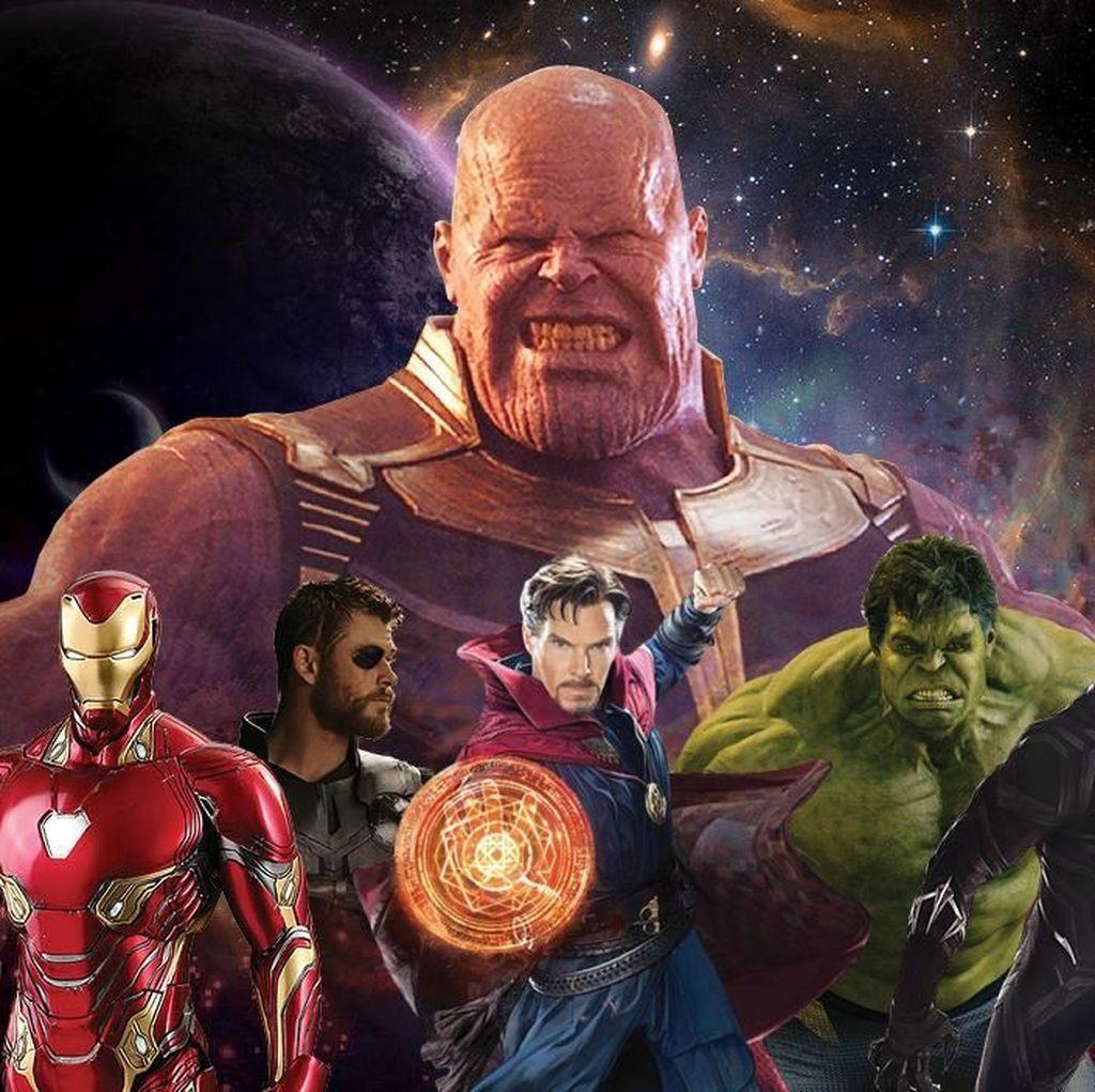 Yeay! Ini Pemenang Kuis Nobar Avengers: Infinity War