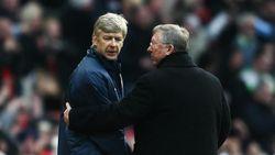 Wenger adalah Rival, Kolega, dan Teman untuk Sir Alex Ferguson