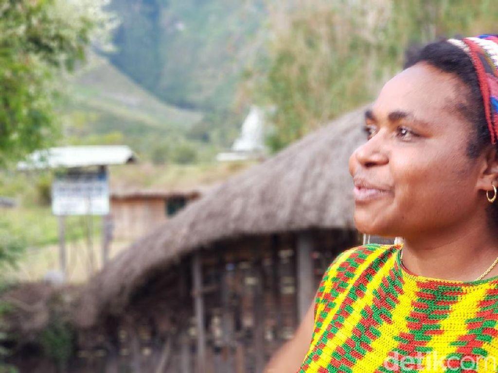 Maria Si Wanita Petarung dari Wamena