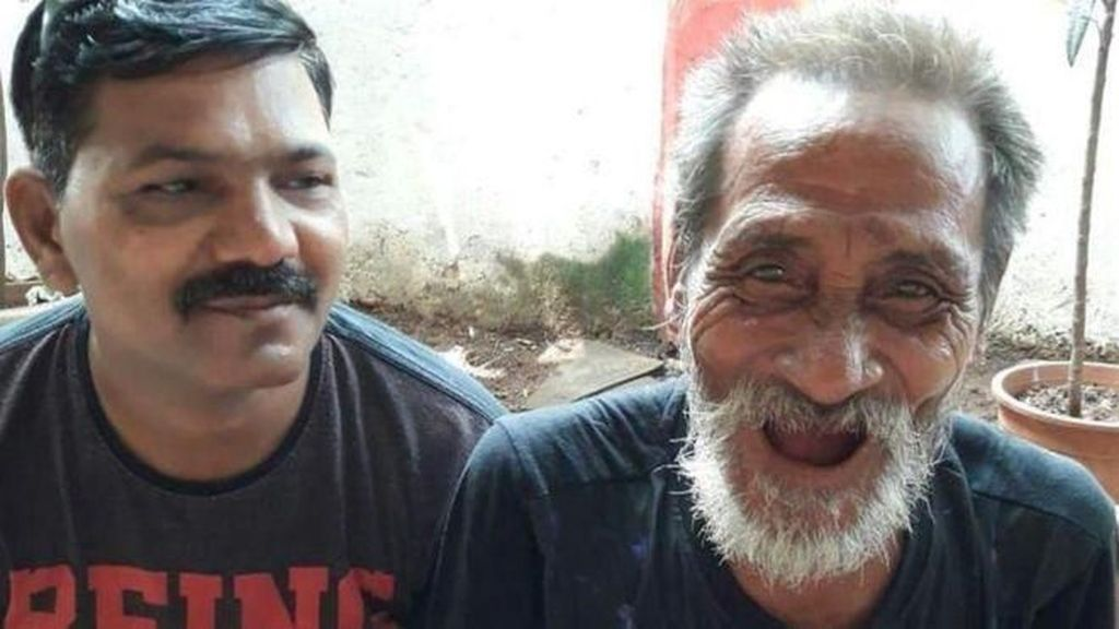 40 Tahun Hilang, Pria Ini Ditemukan Keluarga Lewat Video Viral