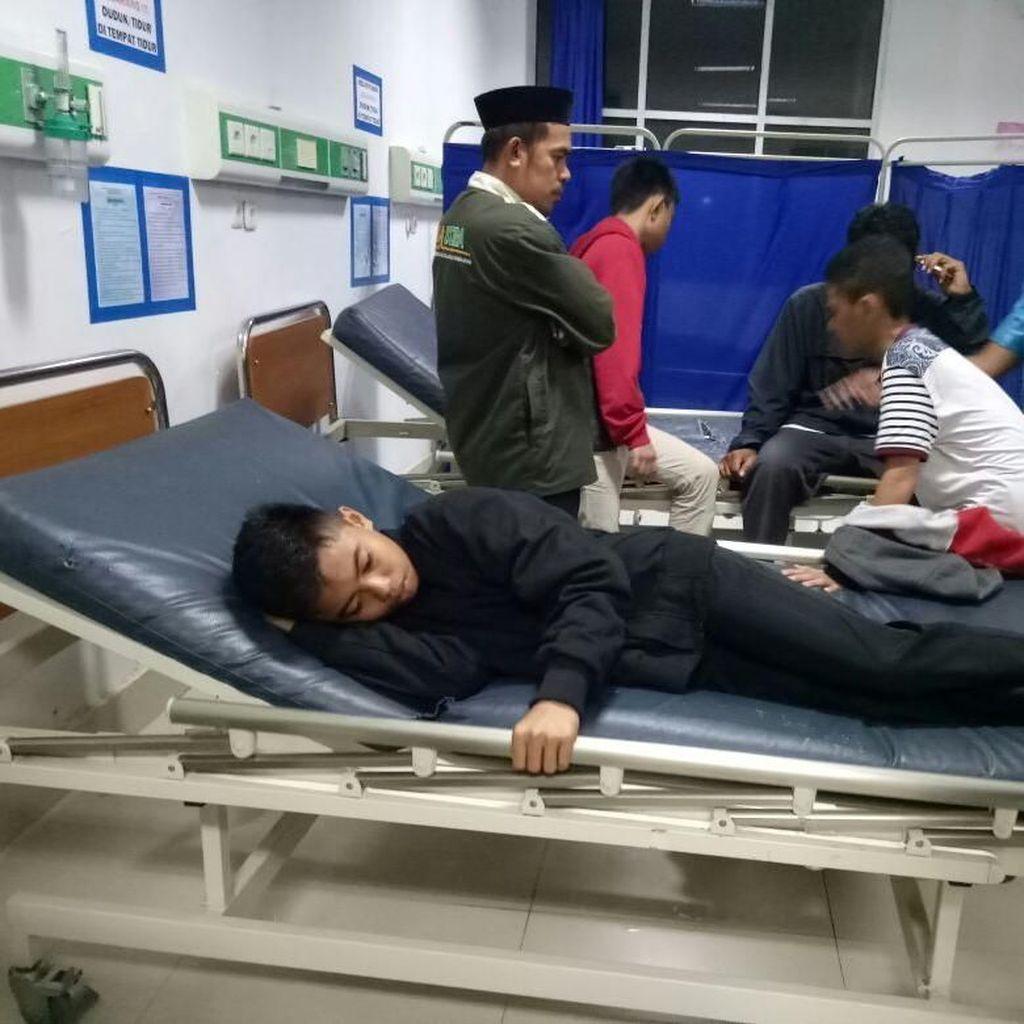 Santri Ponpes di Sulawesi Tenggara Keracunan Massal