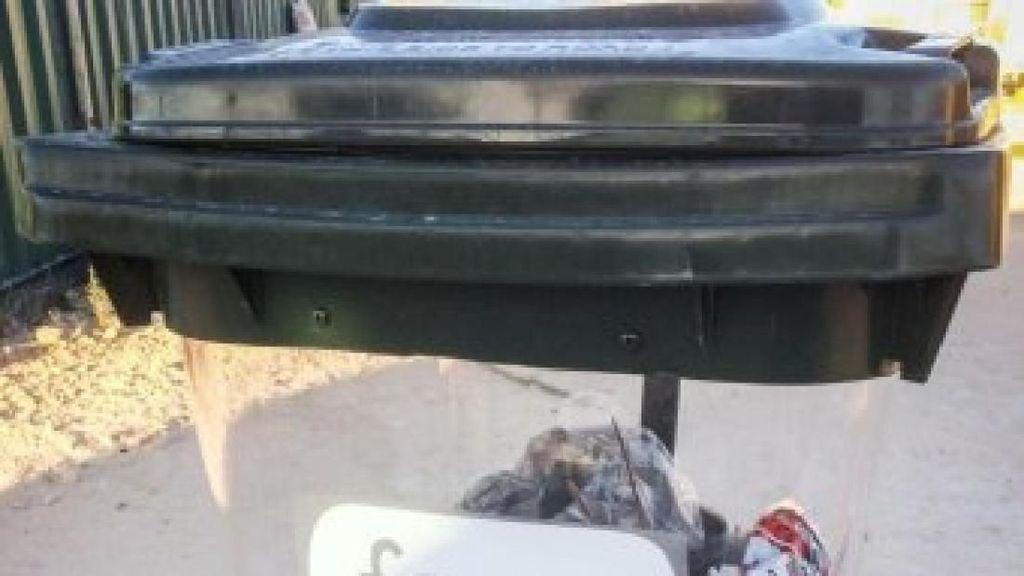 Kota Australia Ini Perkenalkan Tempat Sampah Transparan