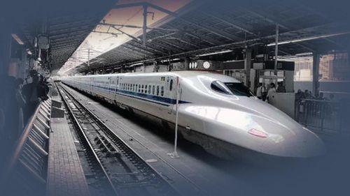 'Shinkansen' Made in Madiun