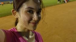 Cantiknya Kartika Dewi, Adik Sandra Dewi yang Hobi Lari Sampai Keringetan!