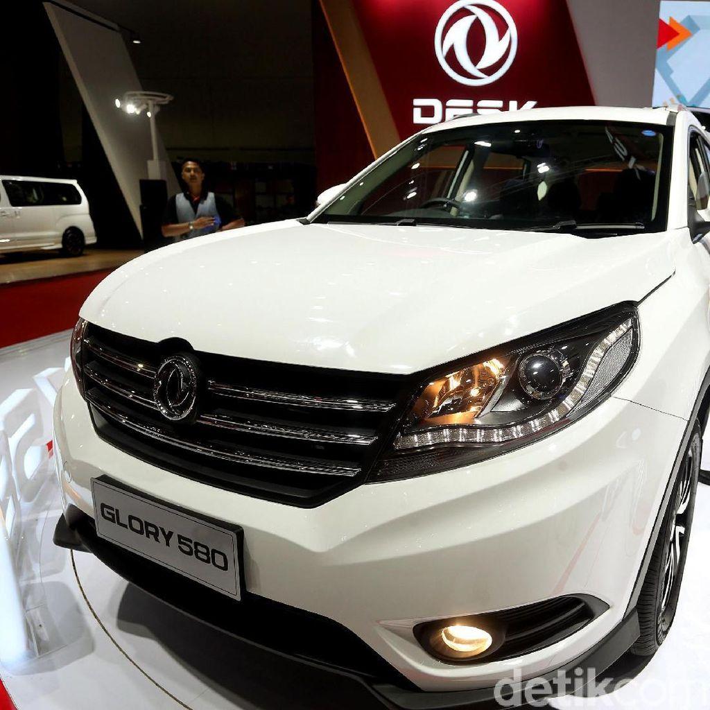 Lima Hari IIMS 2018, SUV China Kebanjiran Test Drive