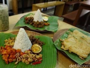 Nasi Kentjana: Ada Nasi Bogana dan Nasi Pantura yang Sedap di Kafe Kekinian Ini