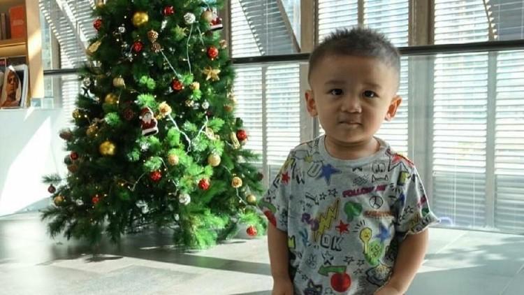 Ini Owen, Jagoan Kecilnya Laura Basuki yang Super Menggemaskan