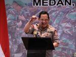 Kapolri Video Conference dengan Kapolda Bahas May Day hingga Mudik