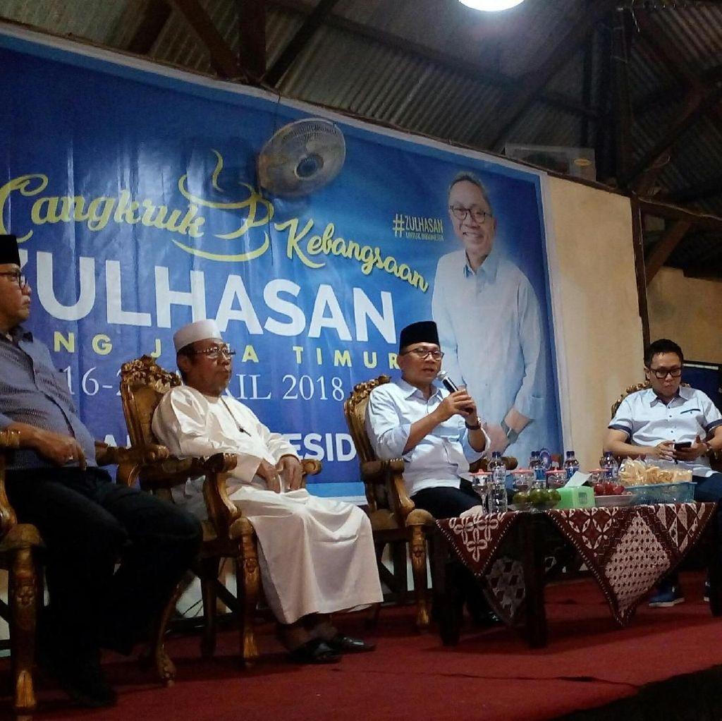 Dialog dengan FKUB, Ini Catatan Ketua MPR agar Indonesia Lebih Baik
