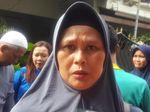 Saat Anak Saksikan Rekonstruksi Pembunuhan Pensiunan TNI AL