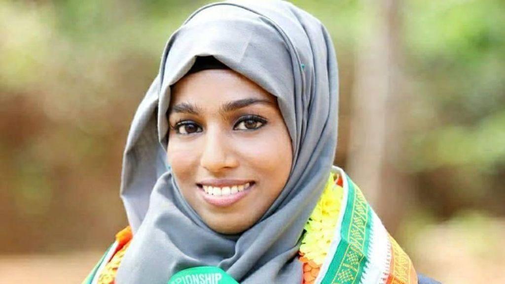 Foto: Majiziya Bhanu, Bodybuilder Asal India yang Konsisten Berhijab