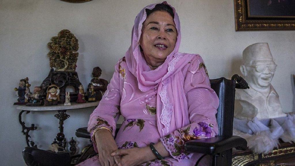 Istri Gus Dur Masuk Tokoh Paling Berpengaruh di Dunia Versi Time