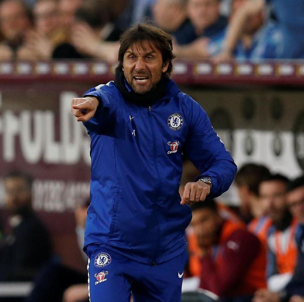 Kemenangan untuk Conte di Laga ke-100 bersama Chelsea
