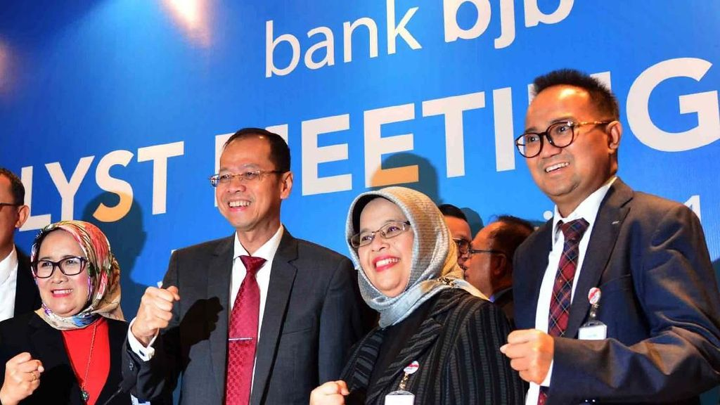 Bank BJB Catakan Total Aset Rp 110,8 Triliun