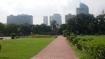 Taman Serupa Kawasan Monas di Filipina