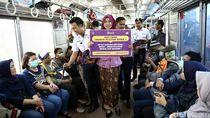 Kampanye Lawan Pelecehan Seksual di Commuter Line