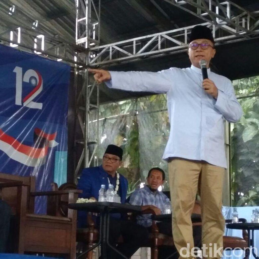 Zulkifli Kecewa ke PAN Probolinggo karena Tak Ada Kader di DPRD
