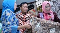 Wow, Lamongan Punya 230 Desain Batik Baru